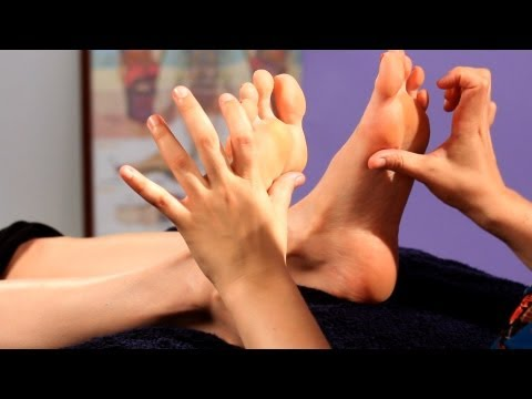 How to Relieve Sinus Congestion   Reflexology