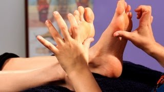 How to Relieve Sinus Congestion | Reflexology