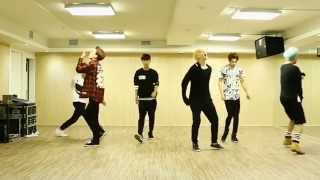 getlinkyoutube.com-VIXX 'Eternity' mirrored Dance Practice
