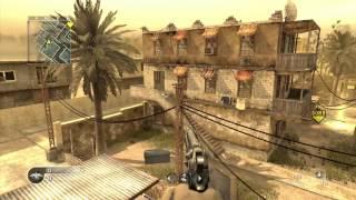 getlinkyoutube.com-CoD4 Old School Free Running Montage (Xbox 360)