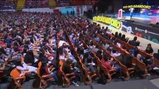 Abraham Pérez - Atraídos Por Su presencia Congreso Adolescentes 2015