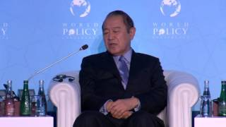 Plenary session 12: Political and Economic Stability in East Asia
