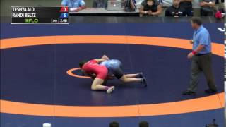 60kg q, Randi Beltz, Team St. Louis vs Teshya Alo, Titan Mercury WC