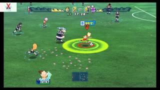 getlinkyoutube.com-Inazuma Eleven GO Strikers 2013 VS Protocol Omega Part 1 ( 3 Stars Hard )