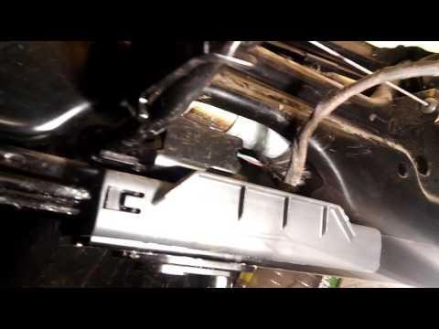 Датчик (микрик)под сидушкой водителя рено меган 2