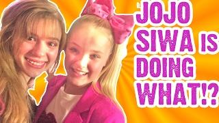 getlinkyoutube.com-JoJo Siwa is Hiding WHAT from You!? JoJo's Guide to the Sweet Life #PeaceOutHaterz Tease!