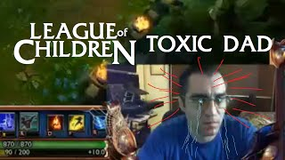 getlinkyoutube.com-League Of Children: TOXIC DAD