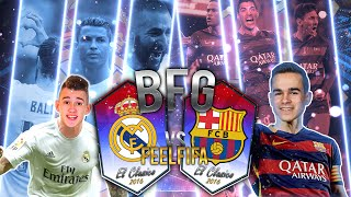 getlinkyoutube.com-FIFA 16 EL CLASICO BUY FIRST GUY BBC VS. MSN - VERRÜCKTES SPIEL VS. FEELFIFA !!!