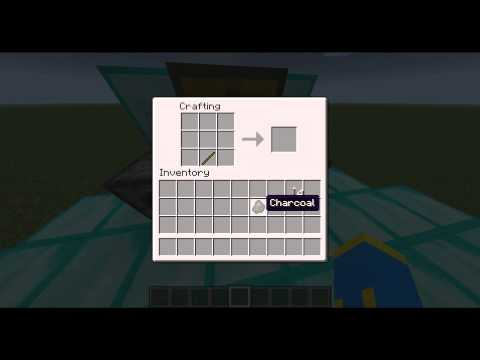 Minecraft Jak zrobić Pochodnię / Minecraft How to make Torch