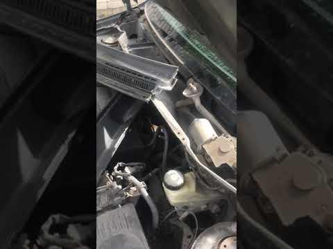 Corolla 120 скрипят дворники