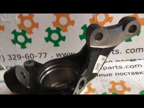 4321158010 43211-58010 Оригинал, кулак передний правый Toyota Camry 30 40 50 Avalon Lexus ES