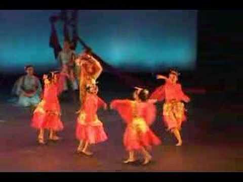 LEYTE DANCE THEATRE-- ITIK-ITIK