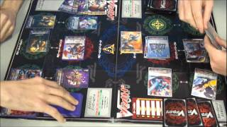 getlinkyoutube.com-Cardfight!! Vanguard - Pale Moon vs. Kagero with table talk!