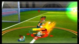getlinkyoutube.com-[Inazuma Eleven Striker] my own team vs FFI (Football Frontier International) [3rd cup]