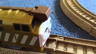 getlinkyoutube.com-The Thomas and the Magic Railroad chase scene