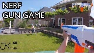 getlinkyoutube.com-Nerf Gun Game