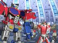 Transformers Cybertron episode 48 Homecoming part 1
