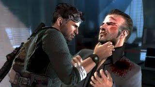 getlinkyoutube.com-Sam Fisher Interrogates Andriy Kobin: Fly Motherfucker! (Splinter Cell: Conviction)