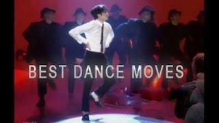 BEST DANCE MOVES - Michael Jackson - Part 3