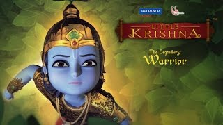 getlinkyoutube.com-Little Krishna - The Legendary Warrior - English