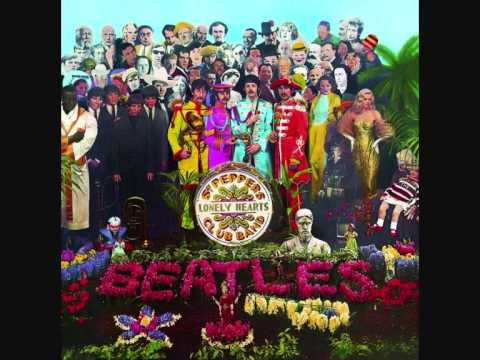 The Beatles - Sgt Peppers Lonely Hearts Club Band - Instrumental