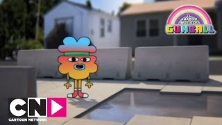getlinkyoutube.com-La patate volante | Le monde incroyable de Gumball | Cartoon Network