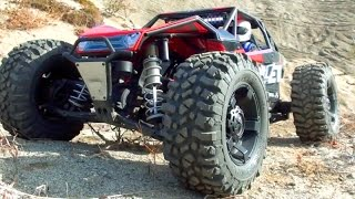 getlinkyoutube.com-Pit Bull Rock Beast XL - Yeti XL - Off Road