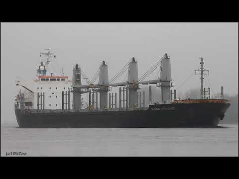 Click to view video GLOBAL STANDARD - IMO 9550199 - Germany - Weser - Brake Unterweser