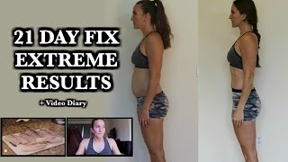 getlinkyoutube.com-21 Day Fix Extreme Results Video Diary