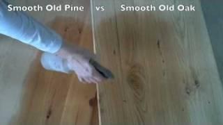 getlinkyoutube.com-Wood Differences of Pine vs Oak