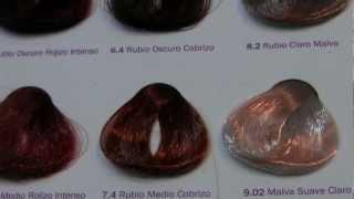 getlinkyoutube.com-Tutorial Carta de Colores Para El Cabello