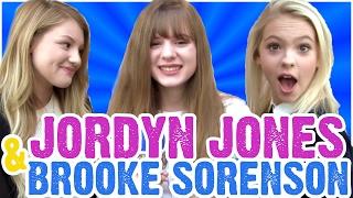 getlinkyoutube.com-Jordyn Jones & Brooke Sorenson Never Getting Back Together but Shake It Off 💖