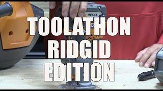 getlinkyoutube.com-New RIDGID Tools For 2016 and 2017 - TOOLATHON