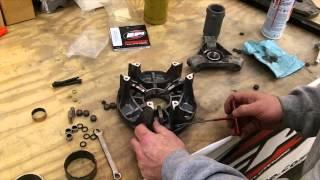 getlinkyoutube.com-Polaris ATV/UTV Primary Clutch Rebuild