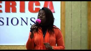 Aida - I Can't Keep It (MISSION AMERICA CAMP USA)