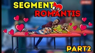 SEGMENT ROMANTIS!!! ITUnya Raffi kena ITUnya Ayu
