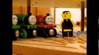 getlinkyoutube.com-Thomas and Friends Wooden Railway Originals Episode 8 : The Earthquake Part 1