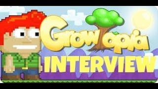 getlinkyoutube.com-Growtopia : Interview with Old Mod - @InFocus