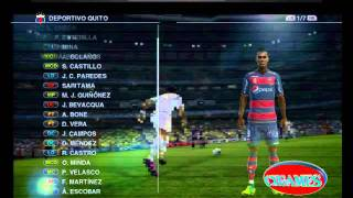Page 1 Of Comments On Parche Copa Credife Para Pes 2012 - Youtube picture wallpaper image