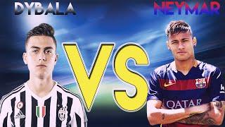 getlinkyoutube.com-Paulo Dybala vs Neymar JR●Juventus VS Barça●Skills & Goals |2016|