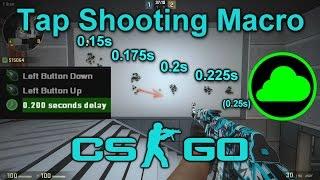 getlinkyoutube.com-CS:GO   Tap Shooting Macro Tutorial For Razer Synapse