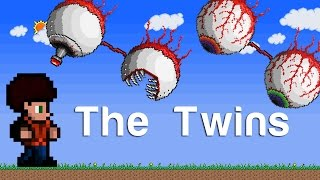 getlinkyoutube.com-Terraria Xbox - The Twins [111]