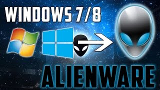 getlinkyoutube.com-How To: Transform Windows 7/8 To Alienware