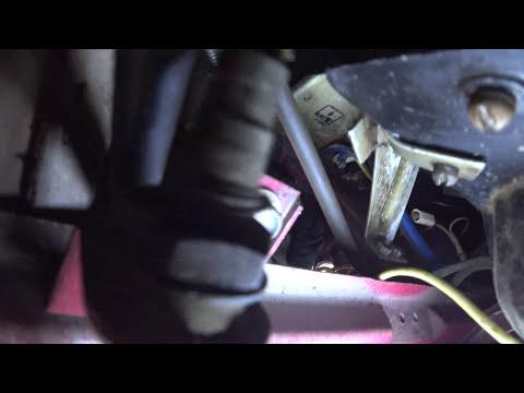 Москвич 408 вентиляция салона,как устроена,видео первое.