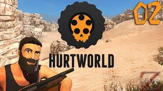 getlinkyoutube.com-HURTWORLD - Montando a Base #02