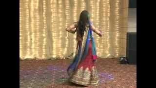 Professional Ladies Sangeet Choreographer Mumbai Swetha Jairam
