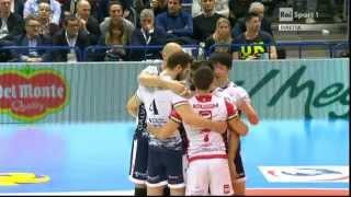 2015イタリア杯Semifinal modena vs treia