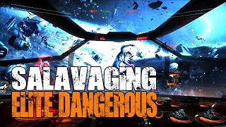 getlinkyoutube.com-Elite: Dangerous - Salvageable Wreckages