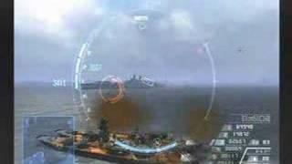 getlinkyoutube.com-[PS2] 鋼鉄の咆哮2 Warship Gunner