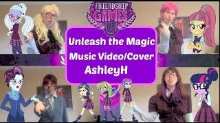 getlinkyoutube.com-Unleash The Magic MV Cover --AshleyH 1000SUB Special